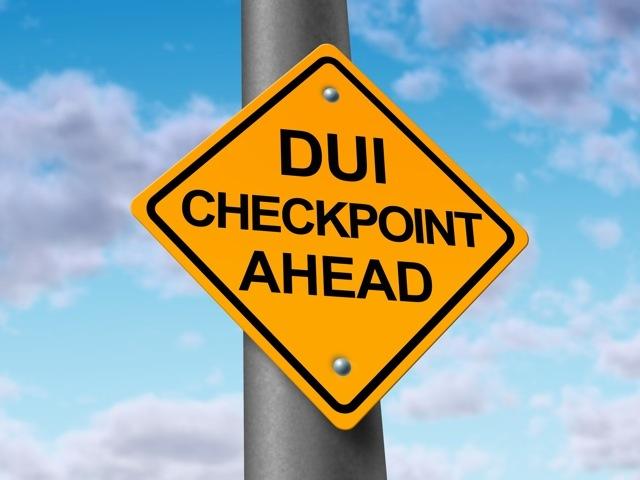 DUI Checkpoints Florida