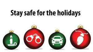 Stay Safe for the Holidays