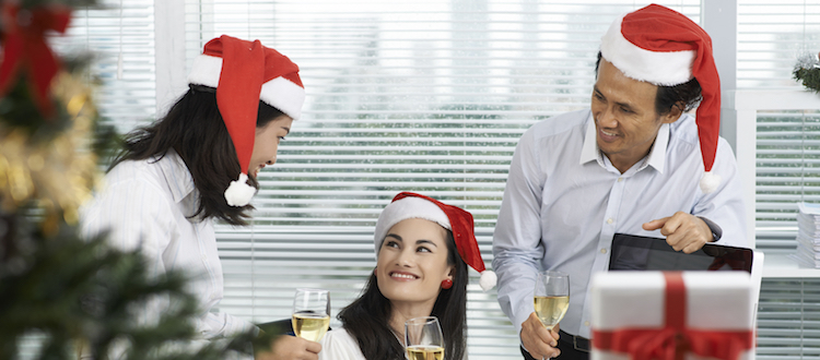Injured at the Office Christmas Party: Now What?
